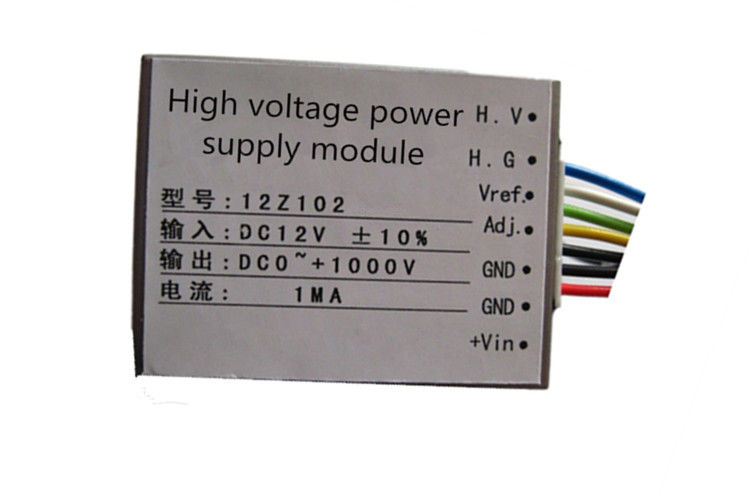 Adjustable High Voltage Power Supply 50 X 38 X 25mm Size Small Size Light Weight