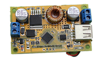High Power DC DC Adjustable Step Down Power Supply Module Constant Voltage Constant Current
